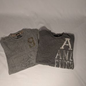 Abercrombie and Fitch Muscle Tee Bundle